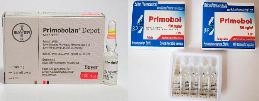 primobolan injection